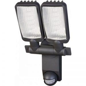 Brennenstuhl Duo Premium City LED-spot voor buiten en binnen met bewegingsmelder