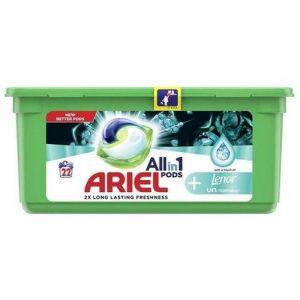 Ariel 3In1 Pods Lenor Unstoppables 22 Stuks