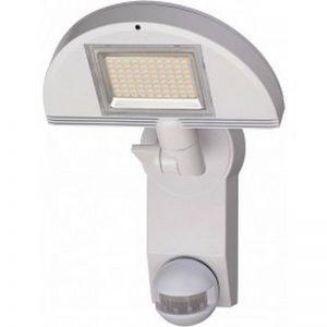 Brennenstuhl Premium City LH 8005| Witte LED lamp met bewegingssensor | Warmwit